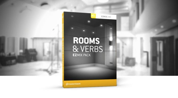 Toontrack Rooms and Verbs