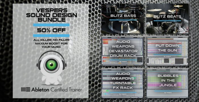 Vespers Sound Design Bundle