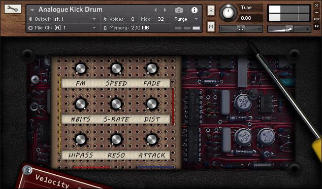 analogue-kick-circuit-screenshot