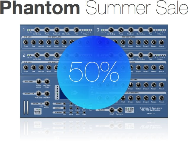 discodsp Phantom Summer Sale