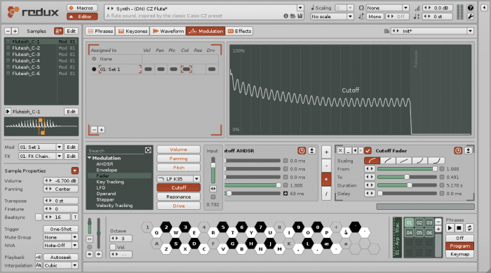 redux_modulation