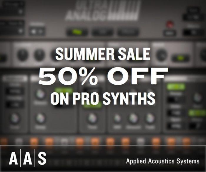 AAS Summer Sale 2015