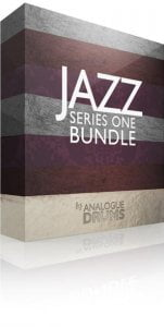 Analogue Drums Jazz Series One Bundle