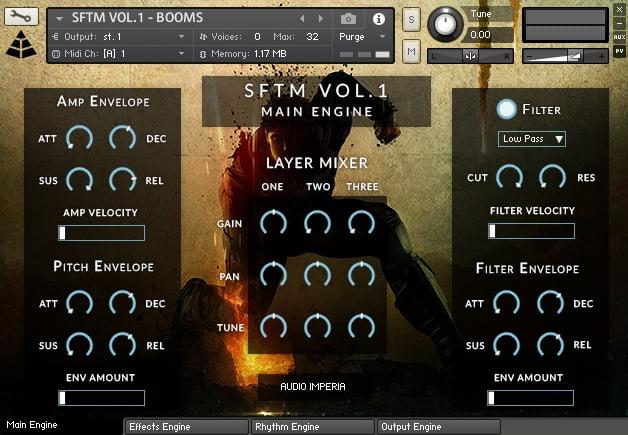 Audio Imperia Scenes from the Multiverse Vol 1