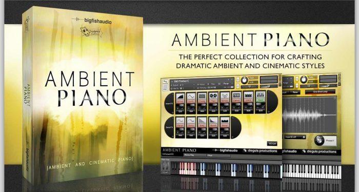 Big Fish Audio Ambient Piano