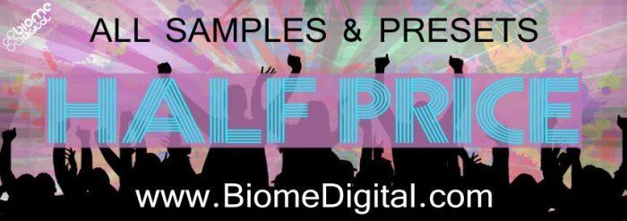 Biome Digital Summer Sale