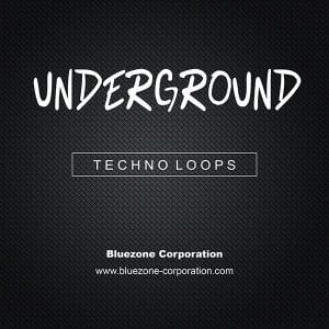 Bluezone Underground Techno Loops