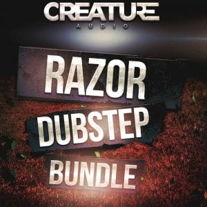 Creature Audio Razor Dubstep Bundle