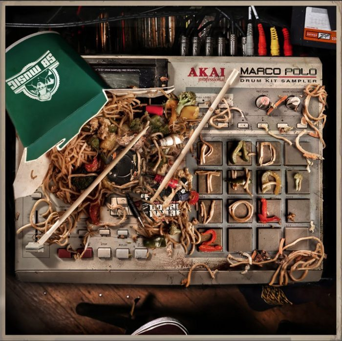 Drum Broker Marco Polo Pad Thai Vol 2