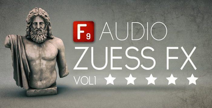F9 Audio Zuess FX Vol 1