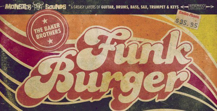 Monster Sounds Baker Brothers Funk Burger