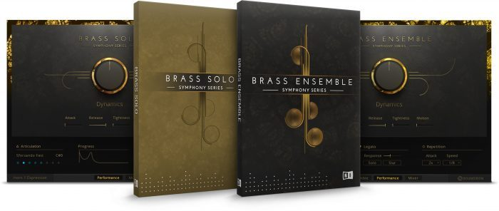 NI Symphony Series Brass Collection