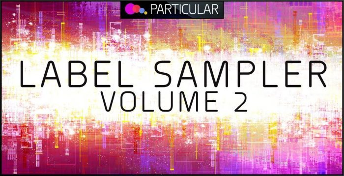 Particular Label Sampler Vol 2