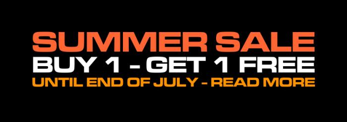 Plughugger Summer Sale