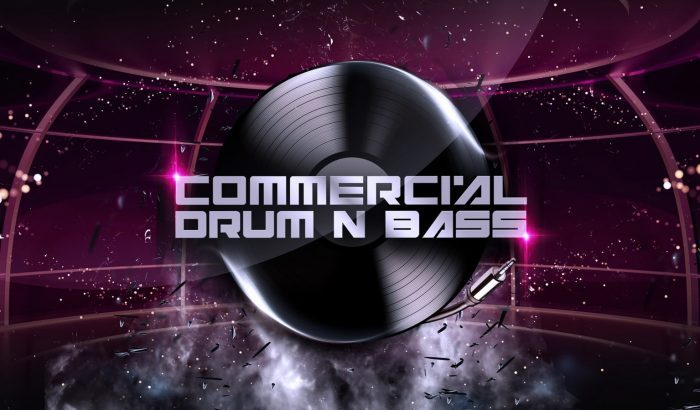 Pulsed Records Commercial Drumnbass