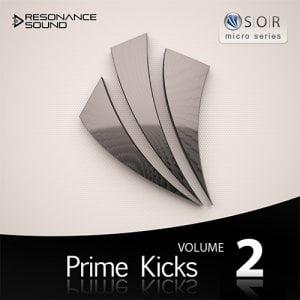 Resonance Sound SOR-Prime Kicks Vol 2