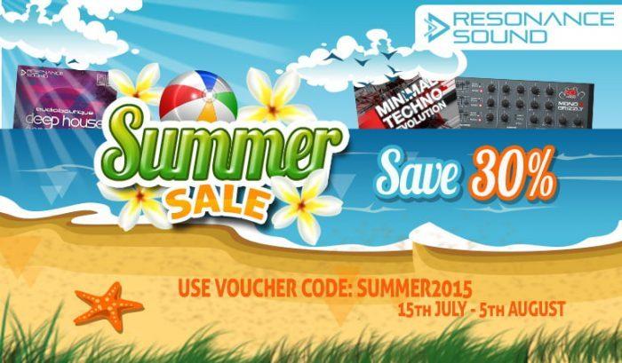 Resonance Sound Summer Sale 2015
