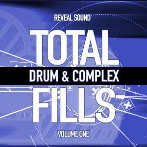 Reveal Sound Total Drum & Complex Fills Vol 1