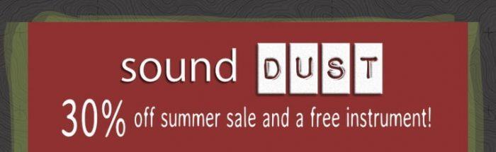 Sound Dust Summer Sale