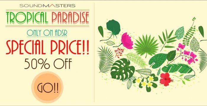 Soundmasters Tropical Paradise