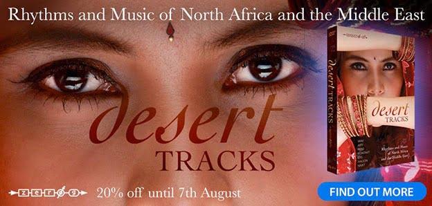 Zero-G Desert Tracks