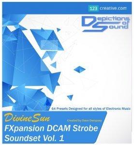 123Creative DivineSun FXpansion DCAM Strobe Soundset Vol 1