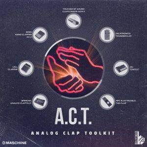 Drum Broker ACT Analog Clap Toolkit