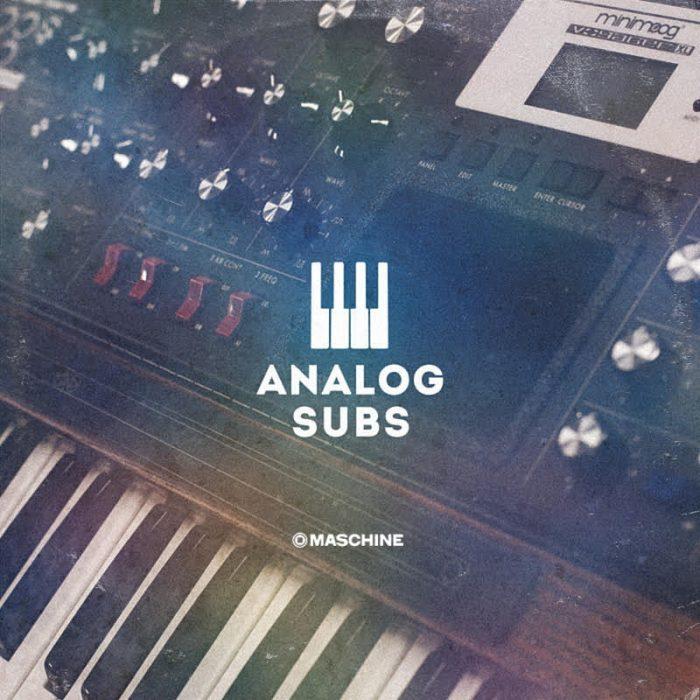 Drum Broker Analog Subs Vol 1