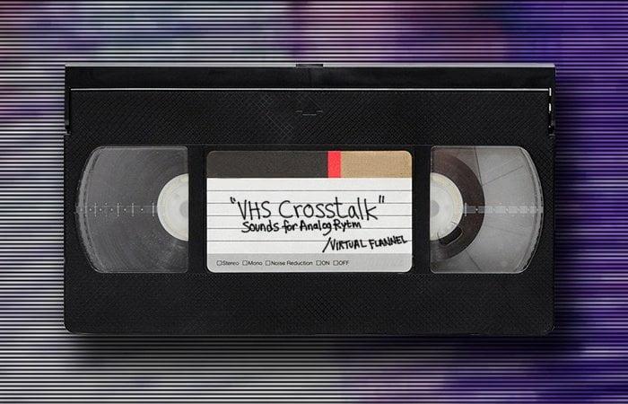 Elektron VHS Crosstalk