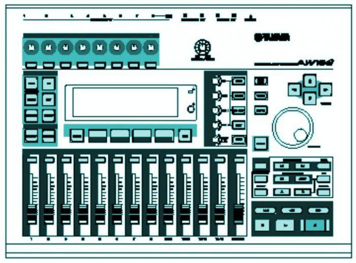 Flo Audio Yamaha AW16G