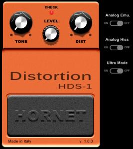HoRNet HDS-1