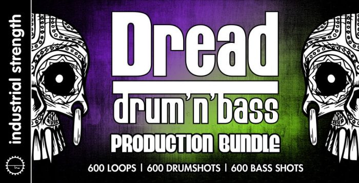 Industrial Strength Dream Drum & Bass Production Bundle