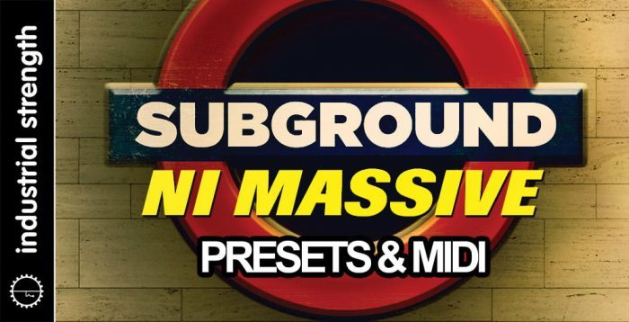 Industrial Strength Subground NI Massive