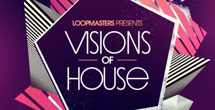 Visions of house sample pack by loopmasters for Classic house sample pack