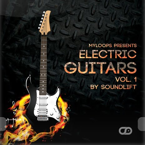 myloops electric guitars volume 1 released. Black Bedroom Furniture Sets. Home Design Ideas