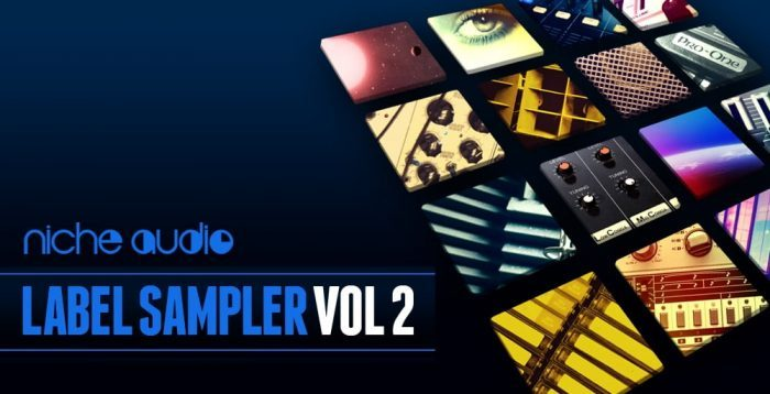 Niche Audio Label Sampler Vol 2