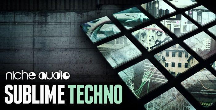 Niche Audio Sublime Techno
