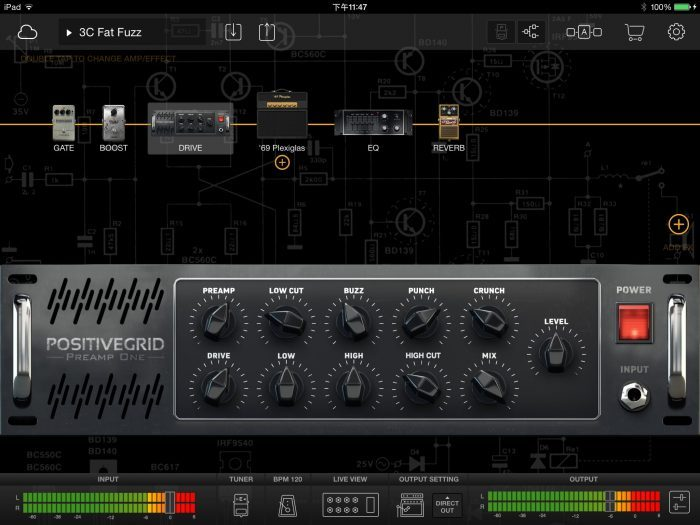 Positive Grid Studio Racks Pack Preamp One