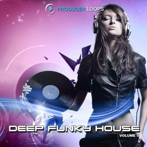 Producer Loops Deep Funky House Vol 5