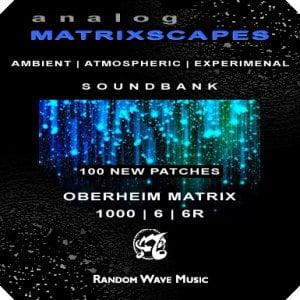 Random Wave Music Analog Matrixscapes