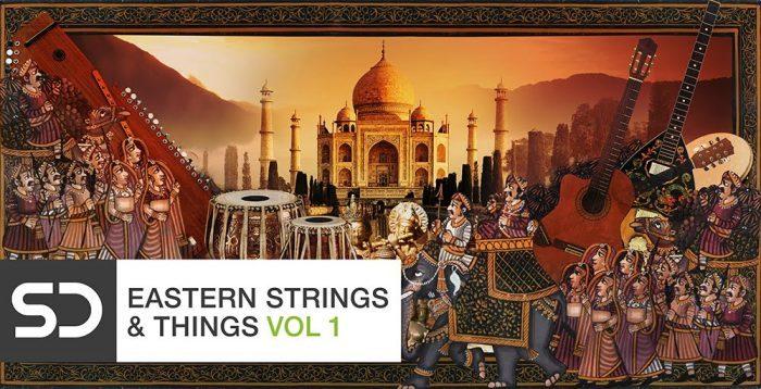Sample Diggers Eastern Strings and Things Vol1
