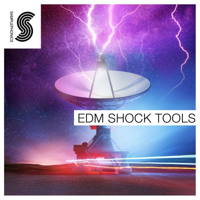 Samplephonics EDM Shock Tools