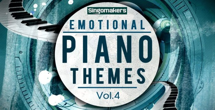 Singomakers Emotional Piano Themes Vol 4