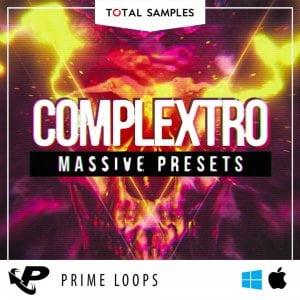 Total Samples Complextro Massive Presets