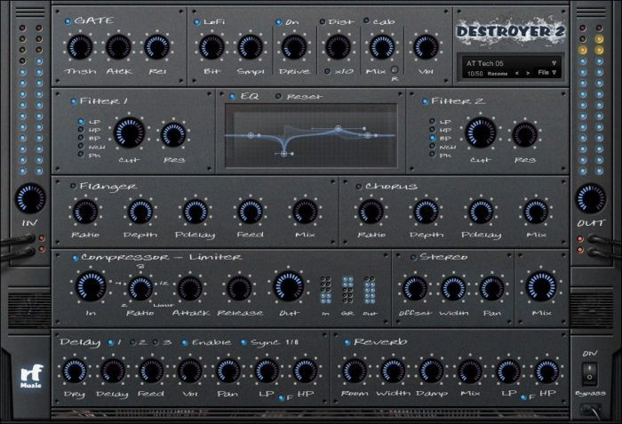 rf Music Destroyer 2