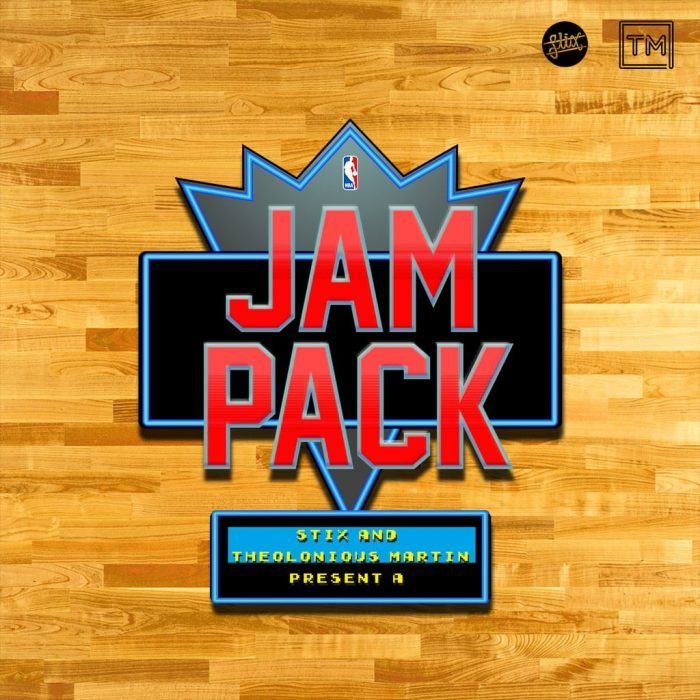 Drum Broker NBA Jampack Stix
