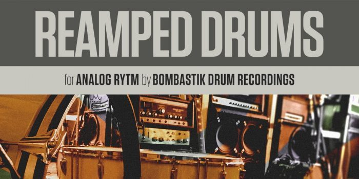 Elektron Reamped Drums