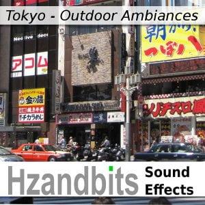 Hzandbits Tokyo - Outdoor Ambiances