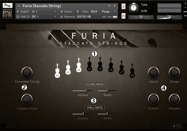 Impact Soundworks Furia