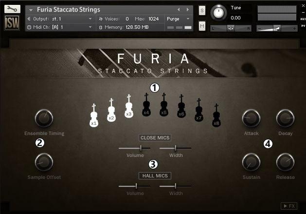 Impact Soundworks Furia